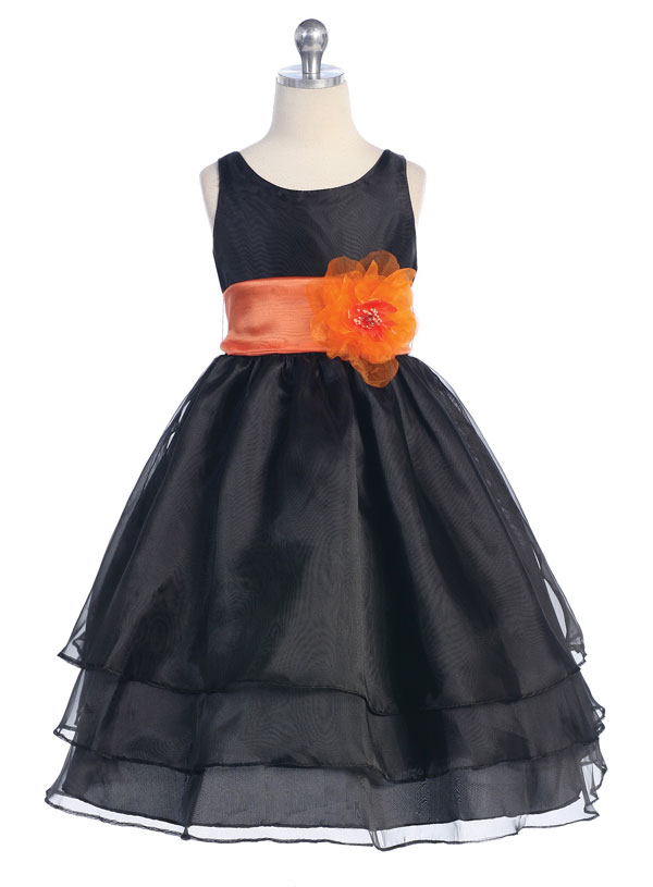 Three layer organza dress mightylinksfo