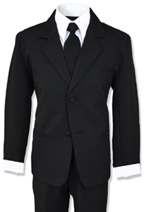 #AA013: Boys Formal Suit with Tie