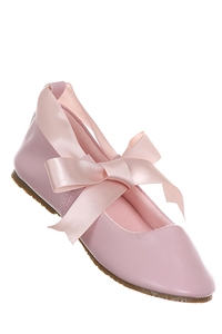 #BS004 : Ballerina Shoes w/ Ribbon Tie