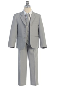 # CA5001G : Boys 5 Pcs Formal Suit .