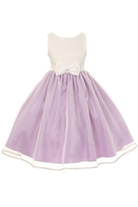 Adorable Sock Hop Gown with Double Bow (#CD1182)