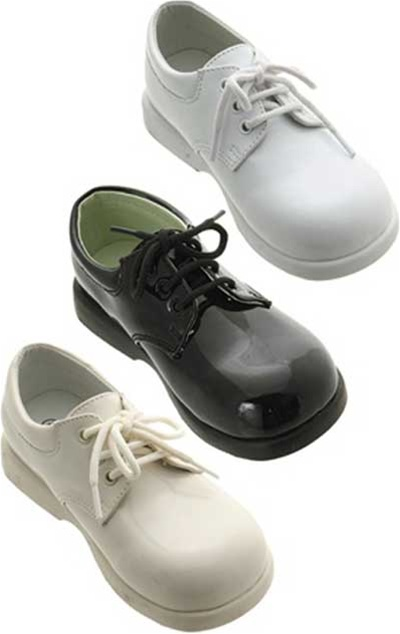 boys formal pattern dress shoes