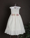 flower girl dresses : Cotton Day Dress