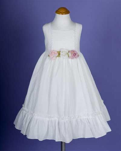 Cotton day dress flower girl dresses cotton day dress mightylinksfo