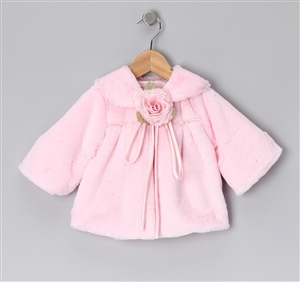 #KD280P : Extra Soft Fur Half Coat