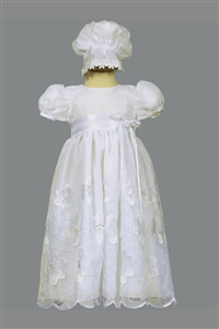 LTSamantha : Girls Christening 2 Piece Flower Embroidered Organza DressLTSamantha : Girls Christening 2 Piece Flower Embroidered Organza DressLTSamantha : Girls Christening 2 Piece Flower Embroidered Organza DressLTSamantha : Girls Christening 2 Piece Flo