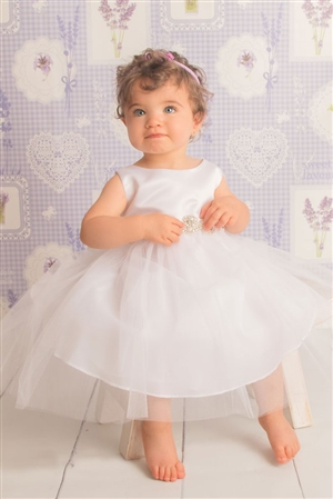 #PA212BIV : Baby Abigail Dress
