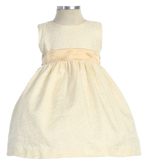 90aac57457e ... .Rose Jaccard Sleeveless Dress.