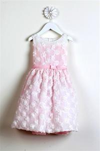 f449dfdb3fd0 White flower girl dress