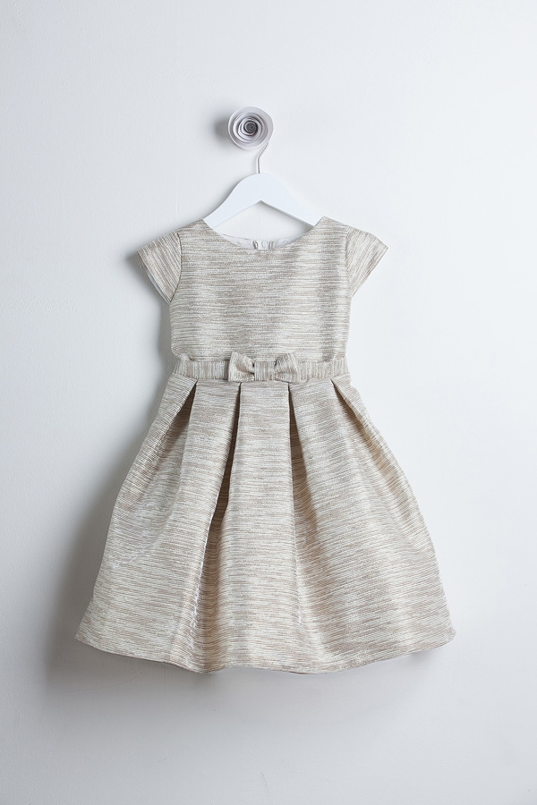 Girls Jacquard Dress