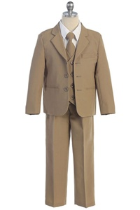 # CA5001T : Boys 5 Pcs Formal Suit .