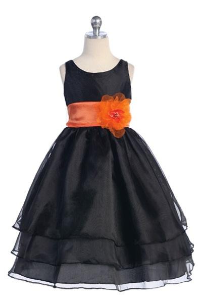 7de35fba8f6 Three Layer Organza Dress