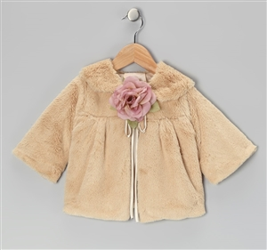 #KD280T : Extra Soft Fur Half Coat