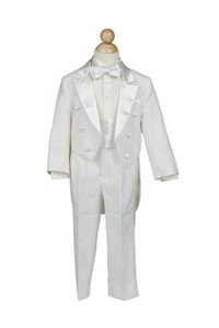 Boys Formal Tuxedo with Tail