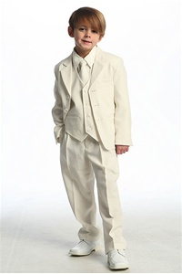 # KD5001IV : Boys 5 Pcs Formal Suit .