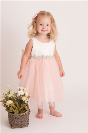 #PA212B : Baby Abigail Dress