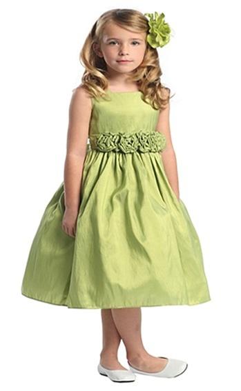 Sleeveless light weight taffeta dress flower girl dresses sw3047gr sleeveless light weight taffeta dress mightylinksfo